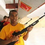 MMA Summer Camp Rifle Range